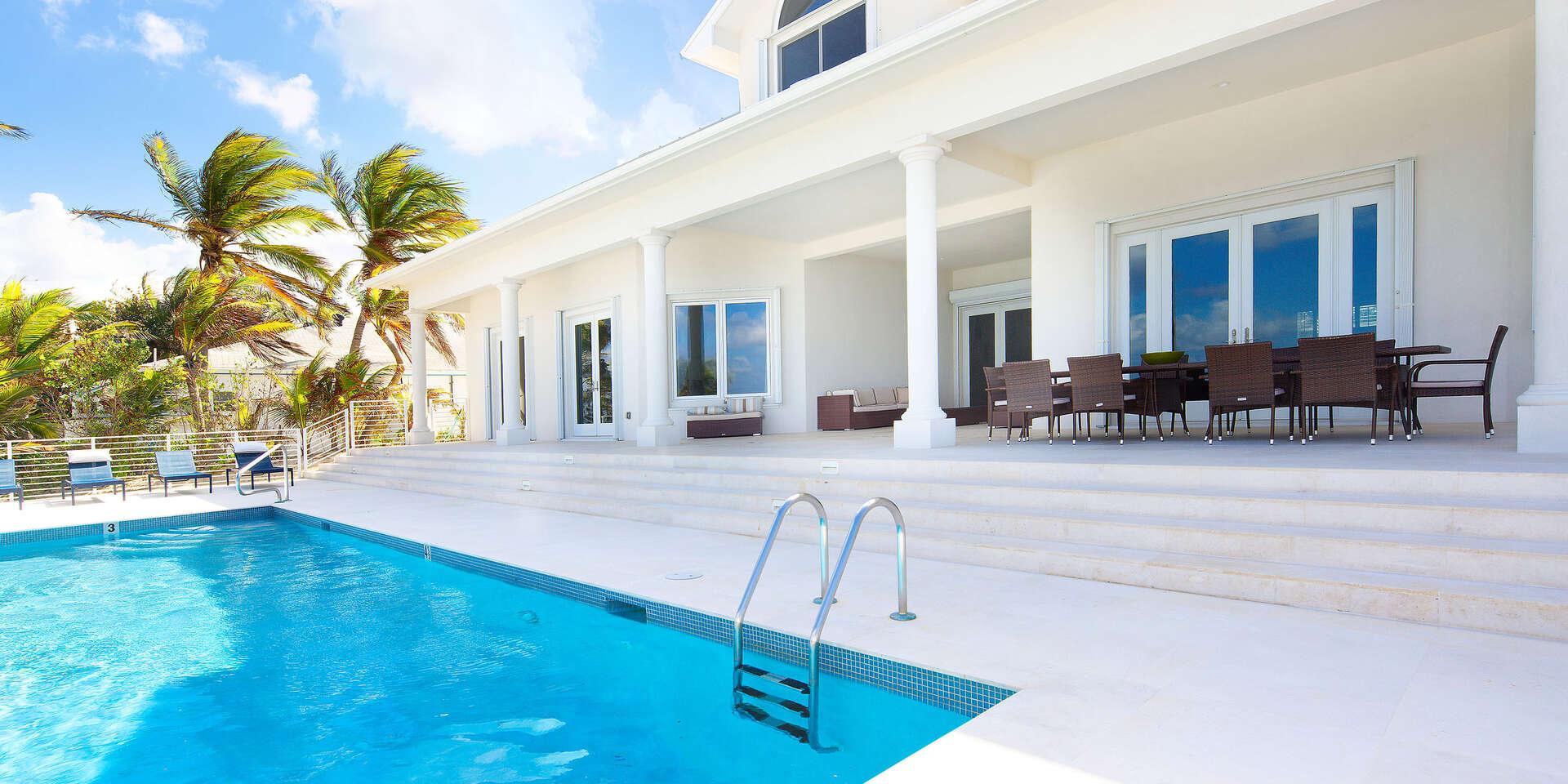 Luxury villa rentals caribbean - Cayman islands - Grand cayman - Cayman kai - Ocean Kai - Image 1/23