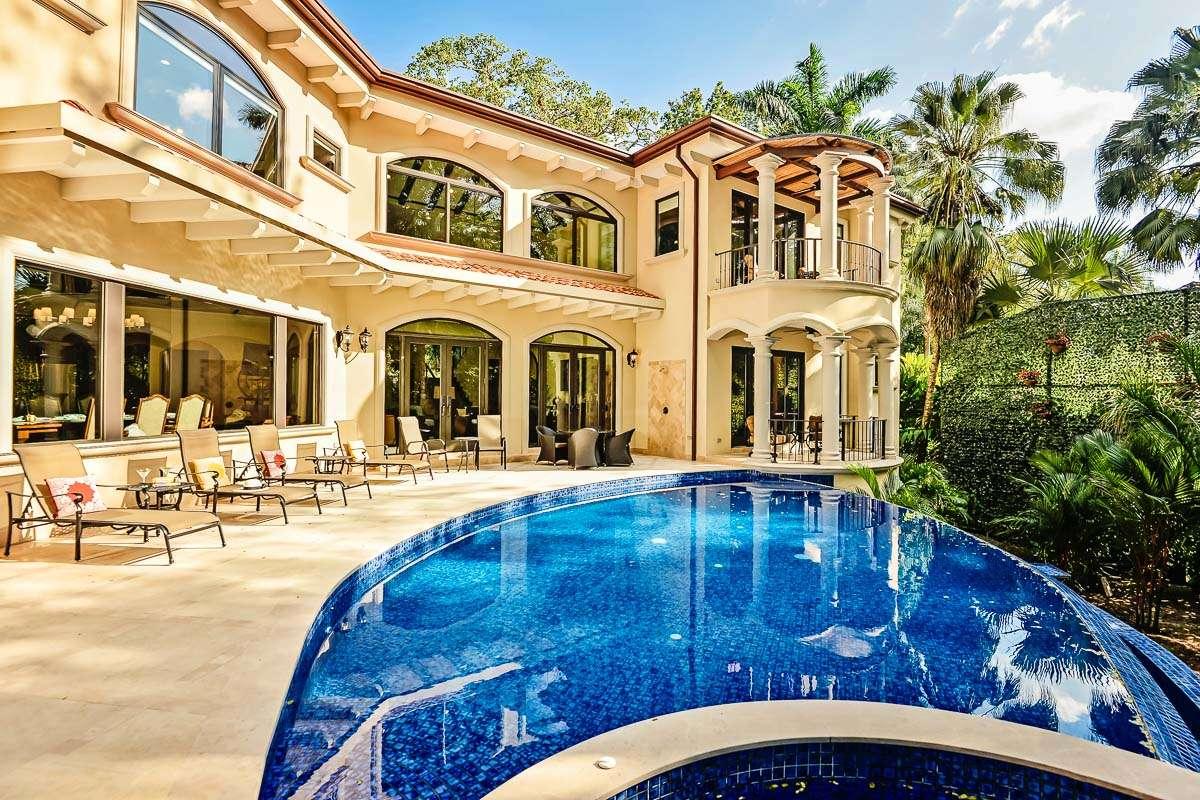 Central america villa rentals - Costa rica - Puntarenas - Los suenosresort - Casa Vista Paraiso - Image 1/20