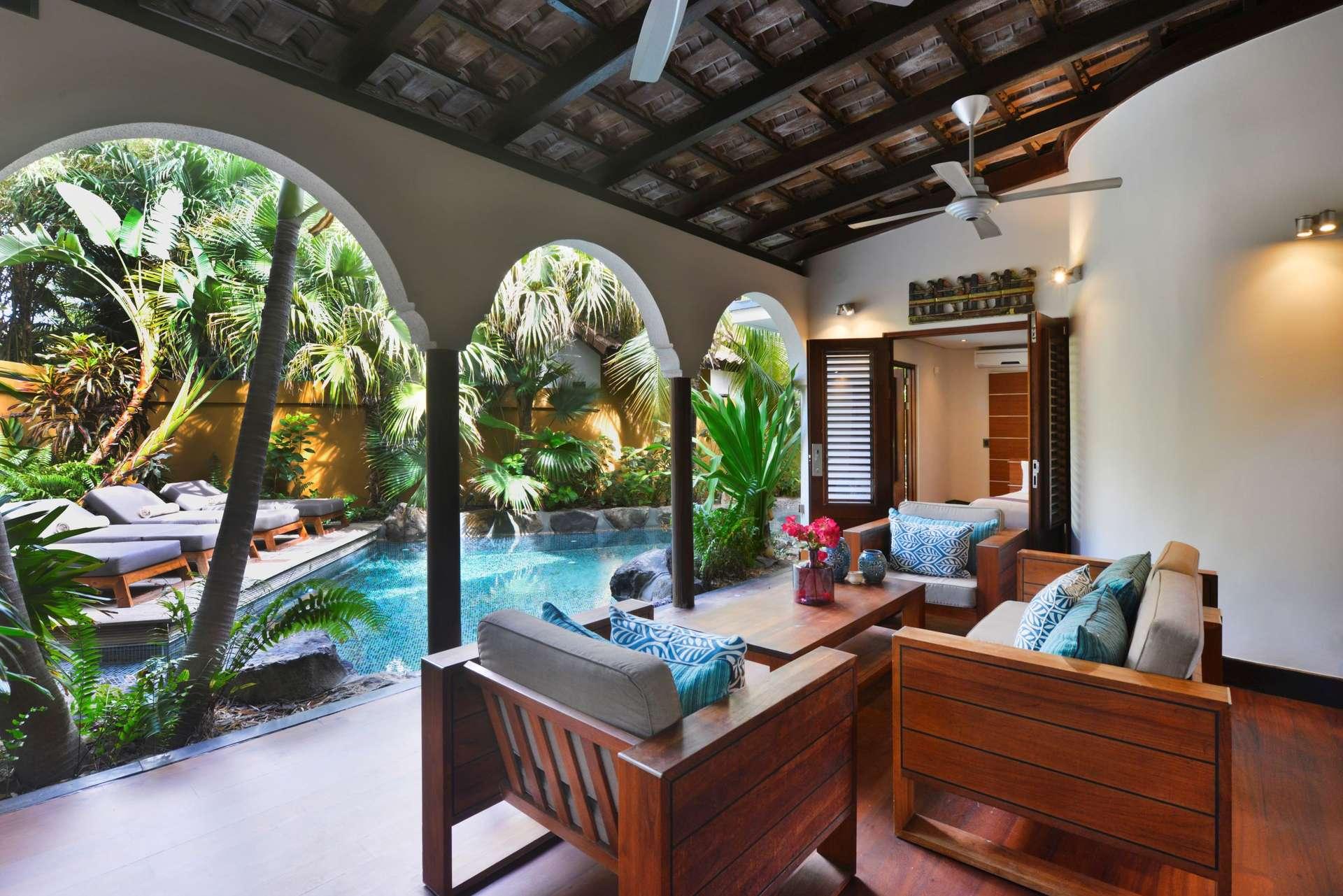 Luxury villa rentals caribbean - Curacao - Baoase luxury resort - No location 4 - Superior Private Pool Villa - Image 1/13