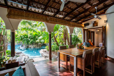 Tropical Pool Villas