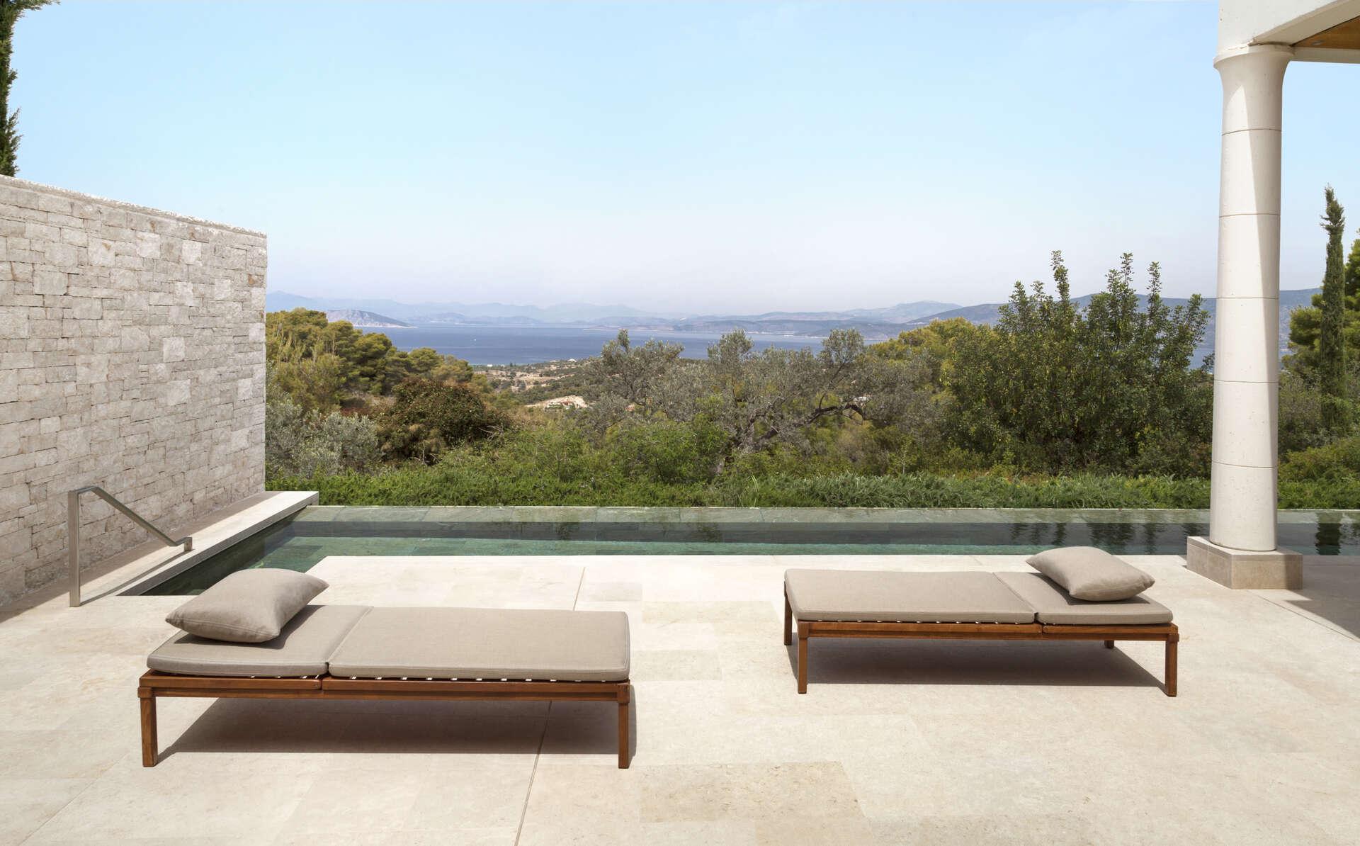Luxury vacation rentals europe - Greece - Argolis - Amanzoe - Pool Pavilion - Image 1/24