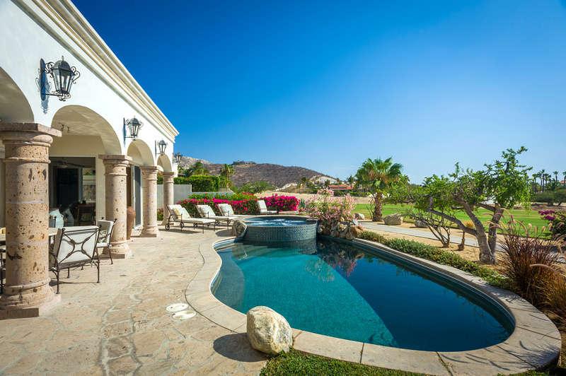 Luxury vacation rentals mexico - Los cabos - Palmilla - Villa del Sol Palmilla - Image 1/21