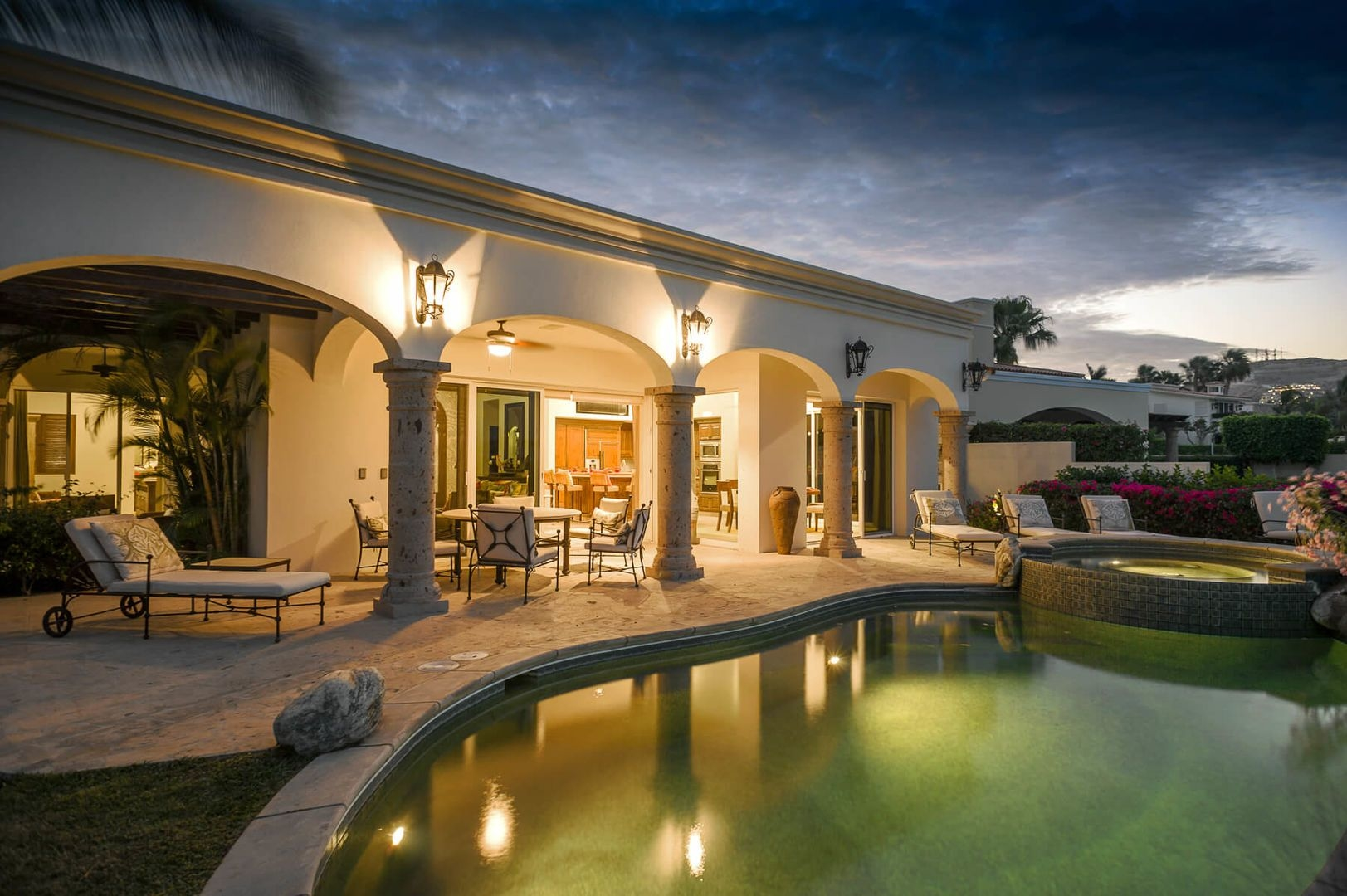 Luxury vacation rentals mexico - Los cabos - Los cabos corridor - Palmilla - Villa del Sol Palmilla - Image 1/22