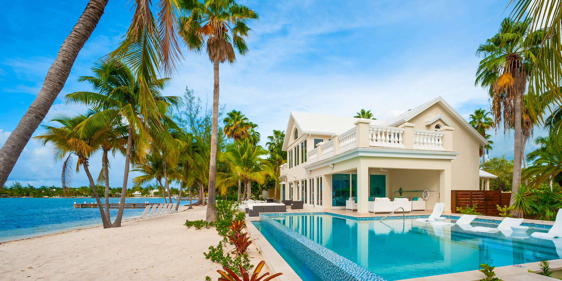 Luxury villa rentals caribbean - Cayman islands - Grand cayman - Cayman kai - Crystal Waters - Image 1/20
