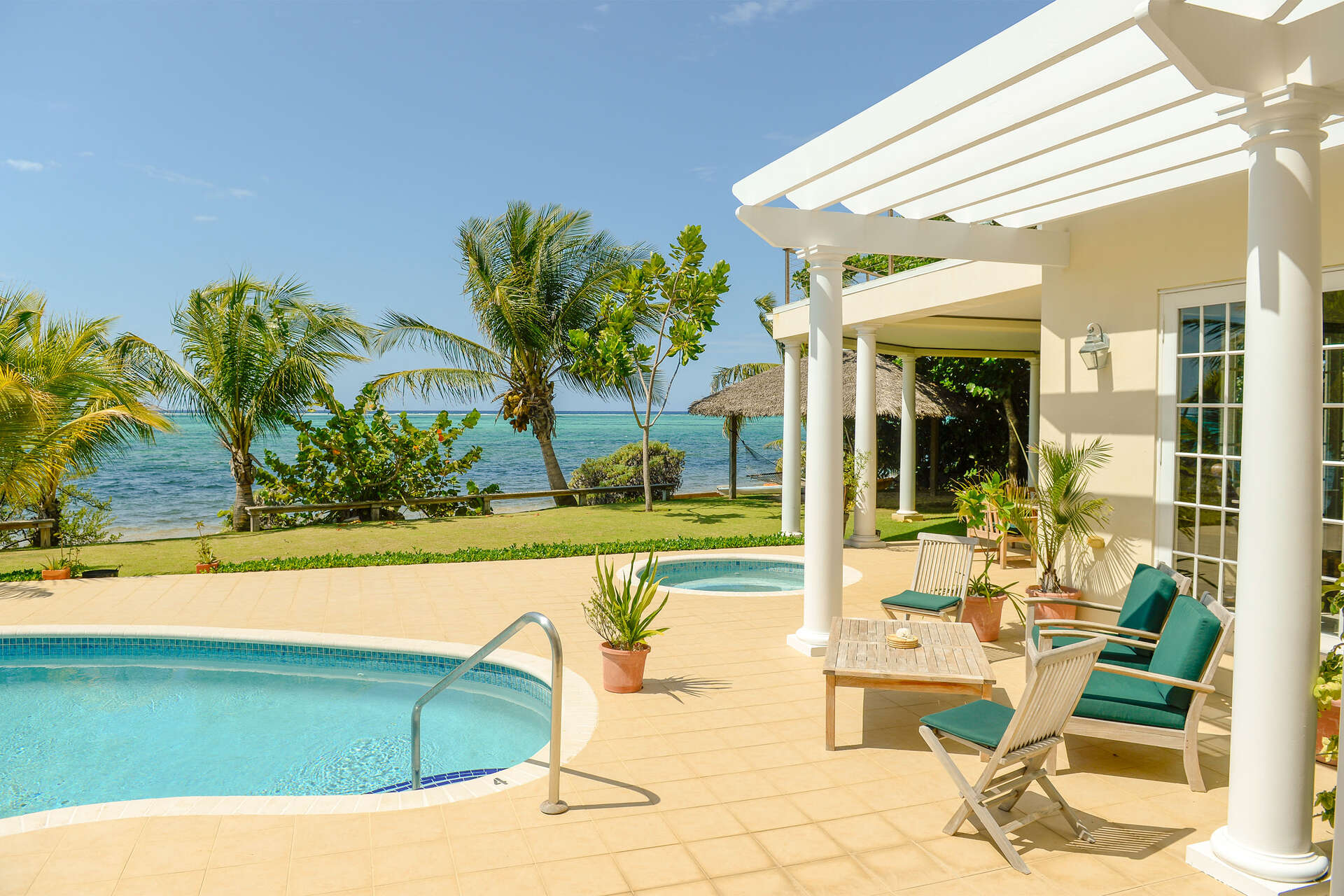 Luxury villa rentals caribbean - Cayman islands - Grand cayman - South sound - Picture Perfect - Image 1/18
