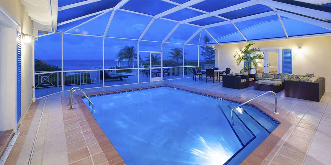 Luxury villa rentals caribbean - Cayman islands - Grand cayman - Old man bay - Cayman Sands Villa - Image 1/17