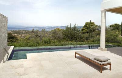 Premium Pool Pavilion