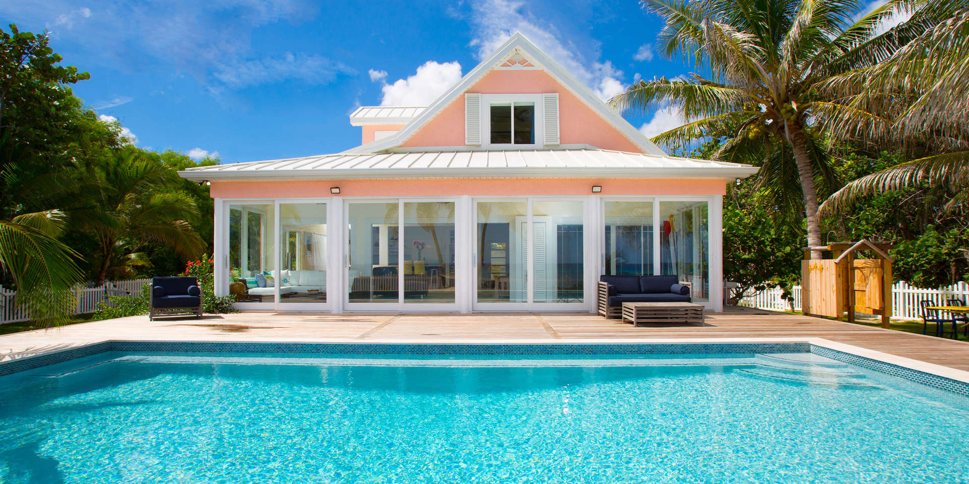 Luxury villa rentals caribbean - Cayman islands - Grand cayman - North side - Babylon Reef - Image 1/16