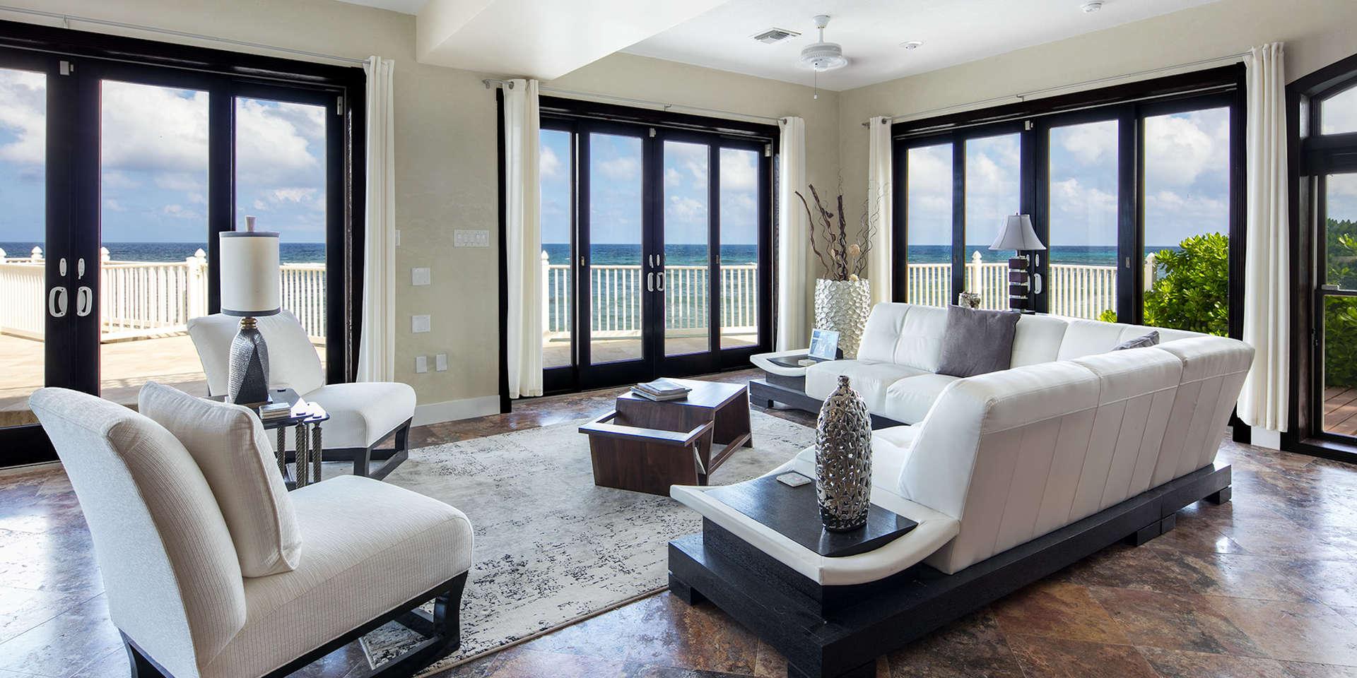 Luxury villa rentals caribbean - Cayman islands - Grand cayman - Old man bay - KiToCay - Image 1/12