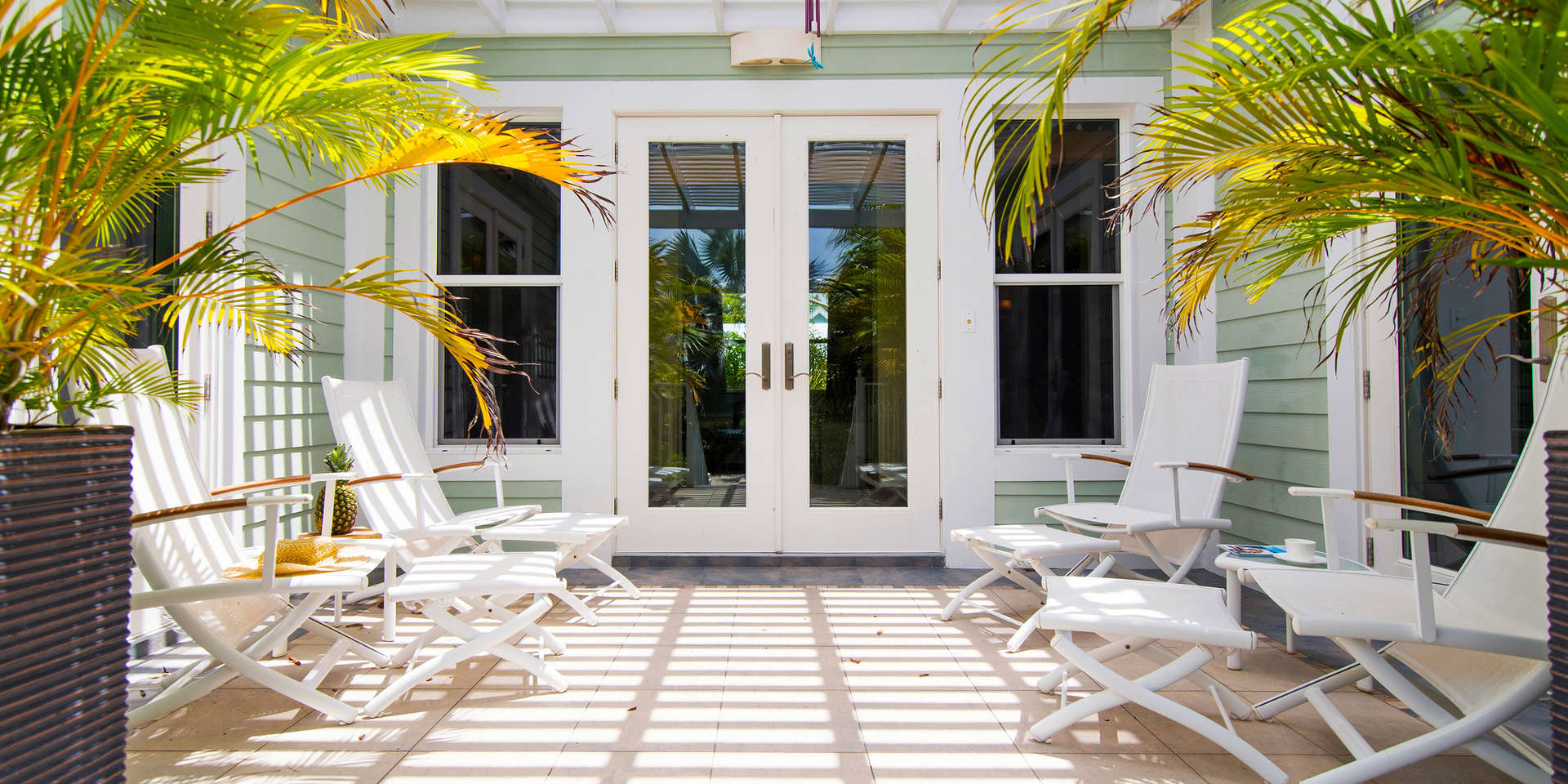 Luxury villa rentals caribbean - Cayman islands - Grand cayman - West bay - Pomegranate Cottage - Image 1/13