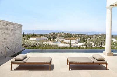 Deluxe Premium Pool Pavilion