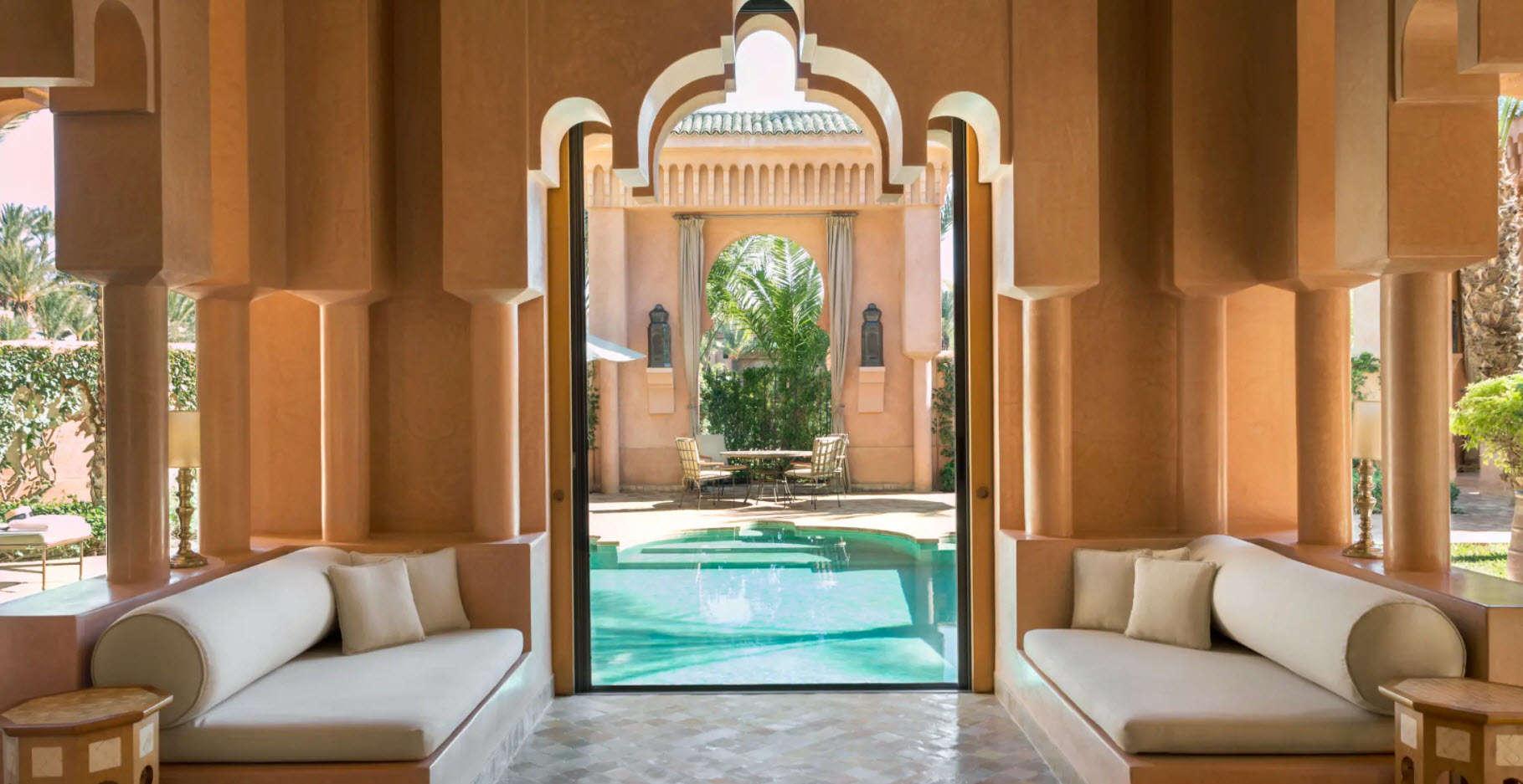 Luxury villa rentals africa - Morocco - Marrakesh - Amanjena - Amanjena Maisons - Image 1/5