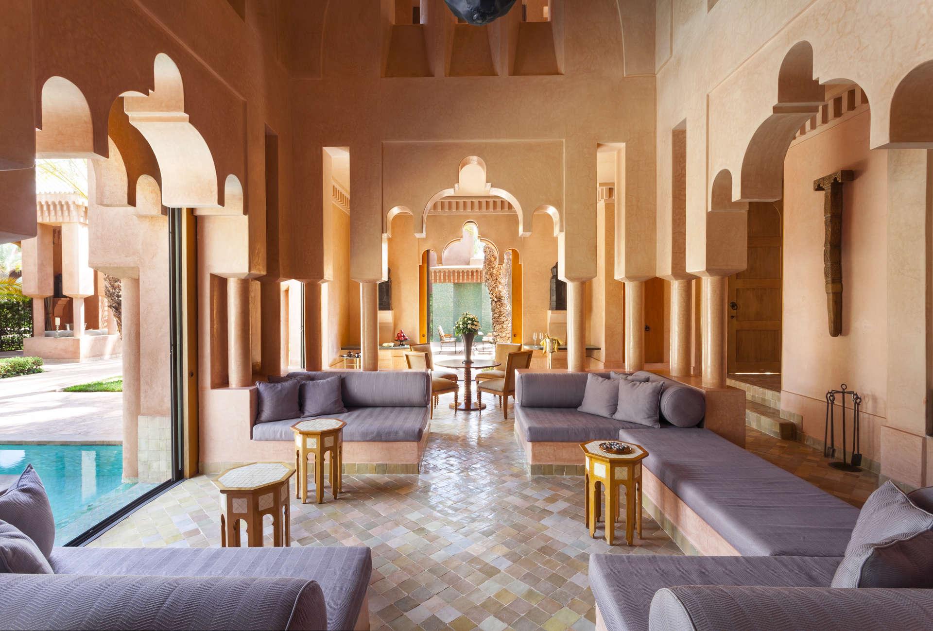 Luxury villa rentals africa - Morocco - Marrakesh - No location 4 - Maison Jardin | Amanjena - Image 1/7
