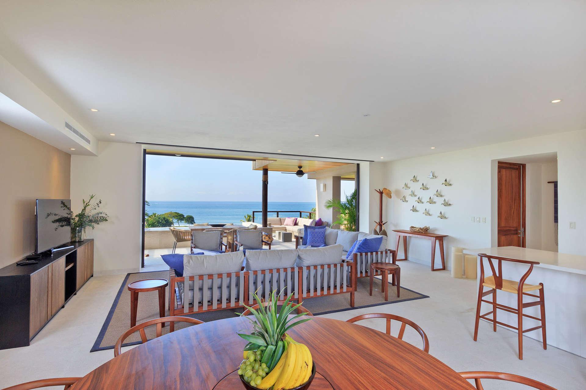 Luxury vacation rentals mexico - Punta mita - Las marietas - Condo Argo - Image 1/11