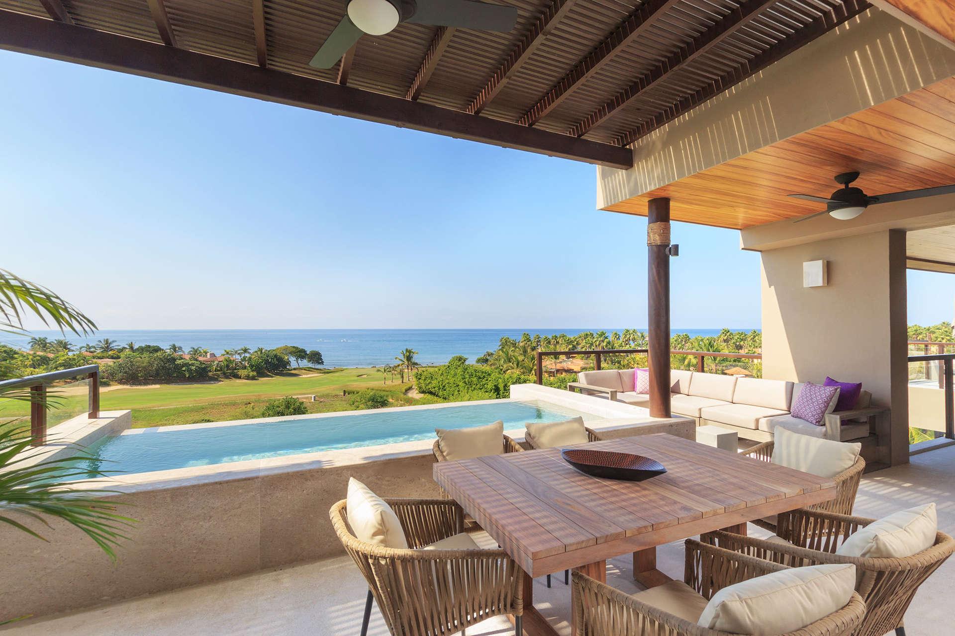 Luxury vacation rentals mexico - Punta mita - Las marietas - No location 4 - Condo Argo - Image 1/11