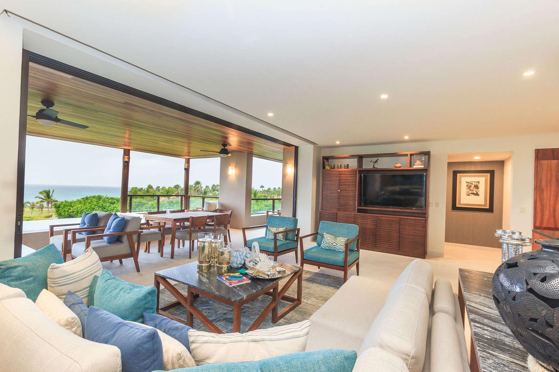 Luxury vacation rentals mexico - Punta mita - Las marietas - No location 4 - Condo Artemisa - Image 1/11