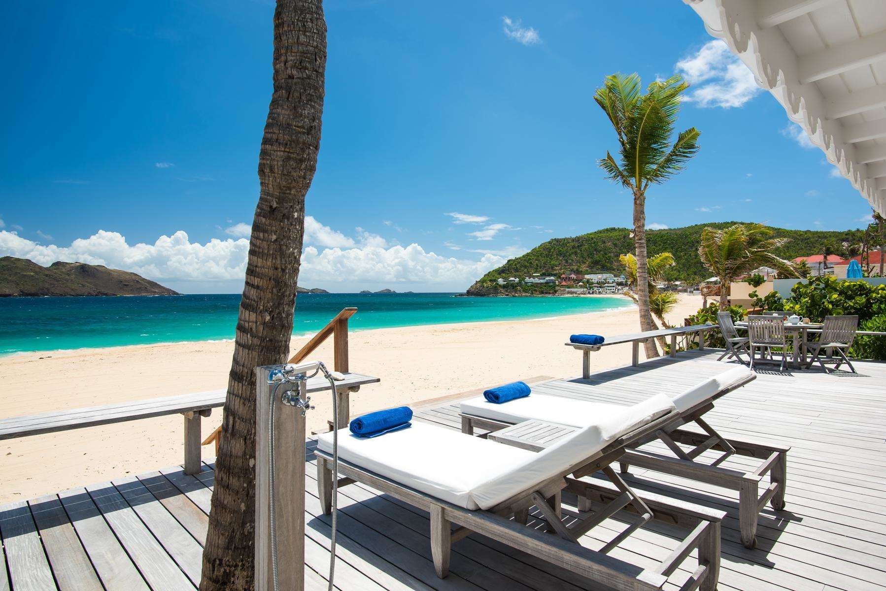 Luxury villa rentals caribbean - St barthelemy - Flamands - No location 4 - Beach Home - Image 1/17