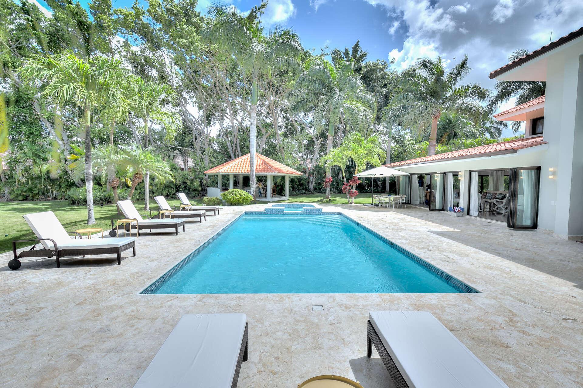 Luxury villa rentals caribbean - Dominican republic - Casa decampo - Limones 39 - Image 1/24