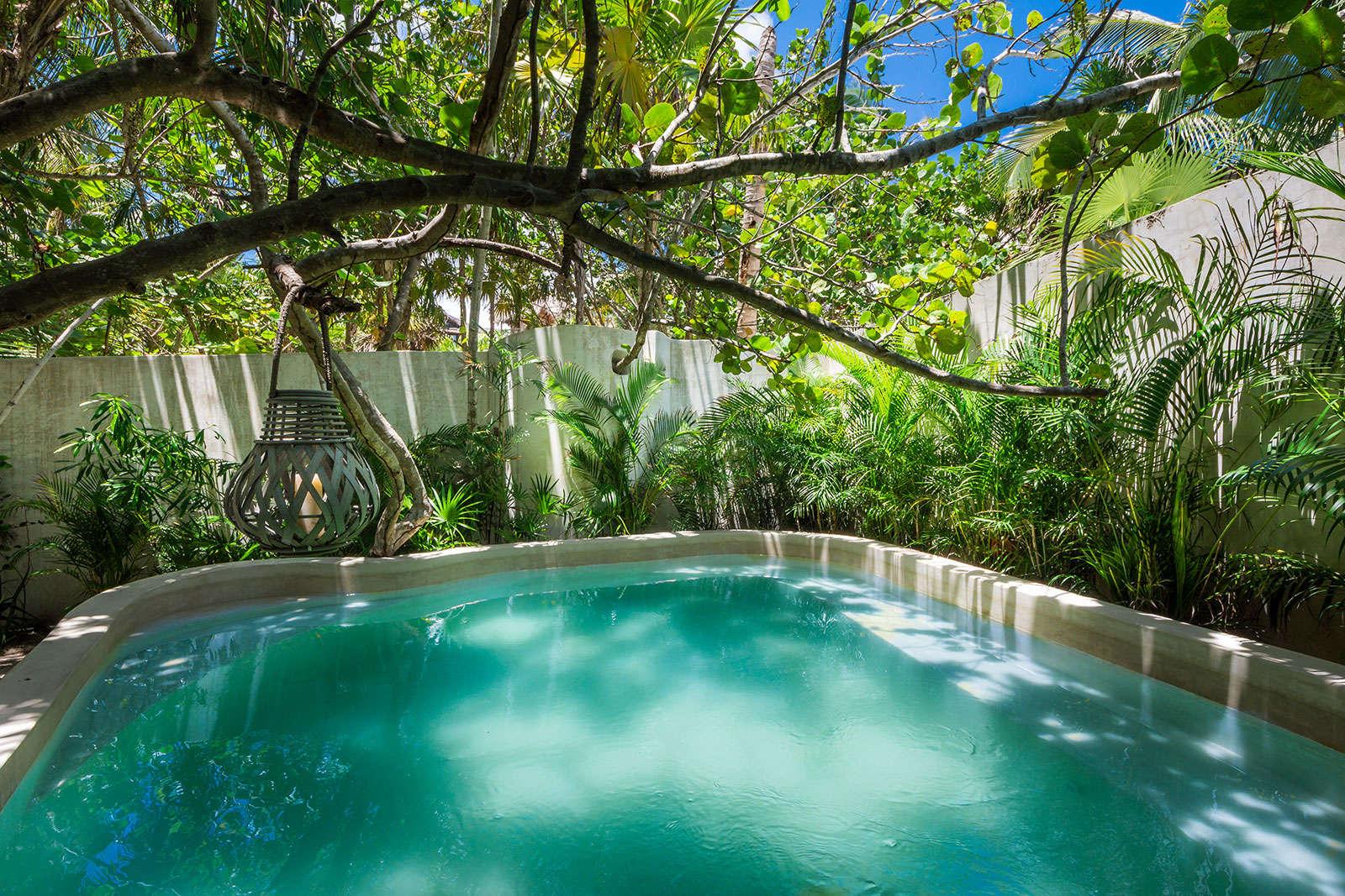 Luxury vacation rentals mexico - Riviera maya - Tulum - No location 4 - Casa Chakte - Image 1/27