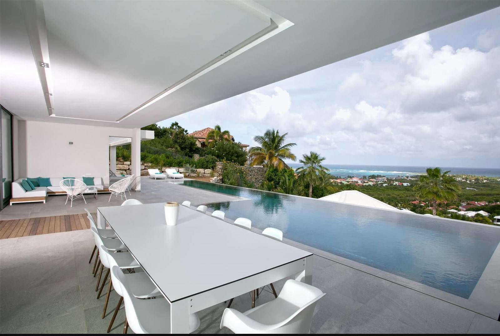 Luxury villa rentals caribbean - St martin - Saint martin french - Orient bay - Villa O - Image 1/14