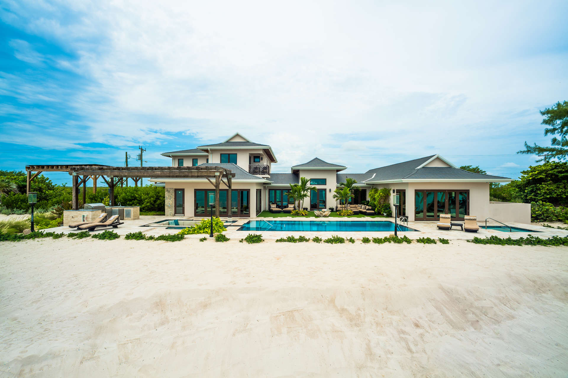 Luxury villa rentals caribbean - Cayman islands - Grand cayman - East end - Stepping Stone - Image 1/21