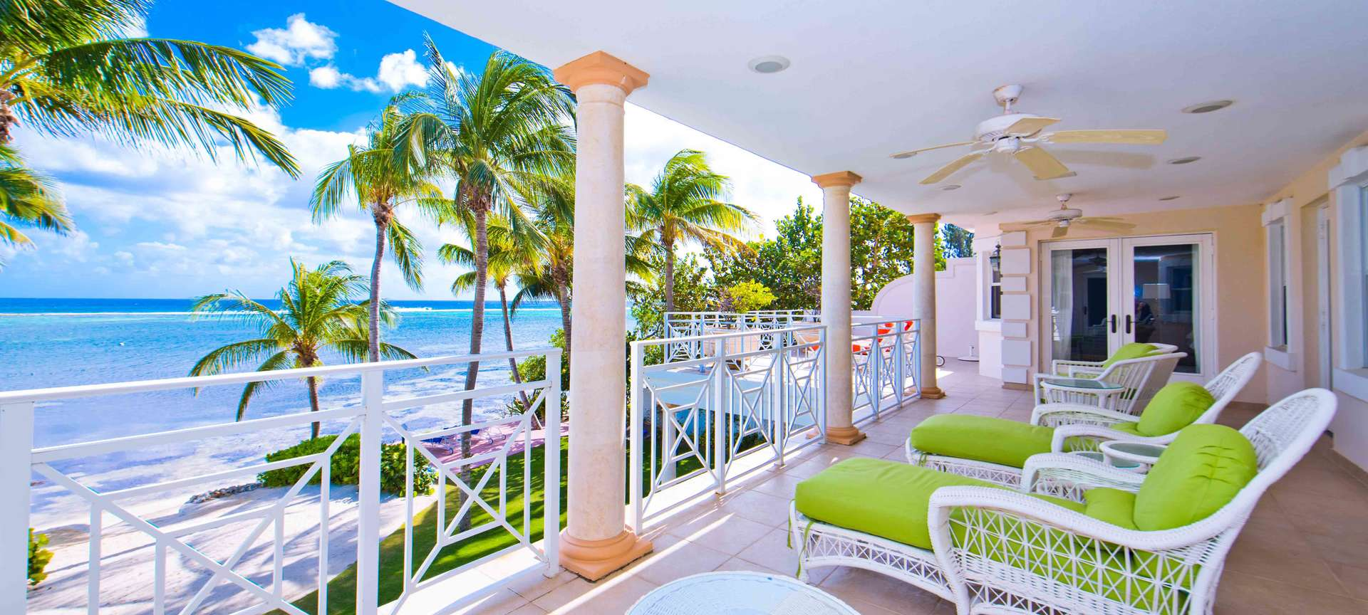 Luxury villa rentals caribbean - Cayman islands - Grand cayman - South sound - Tatenda - Image 1/21