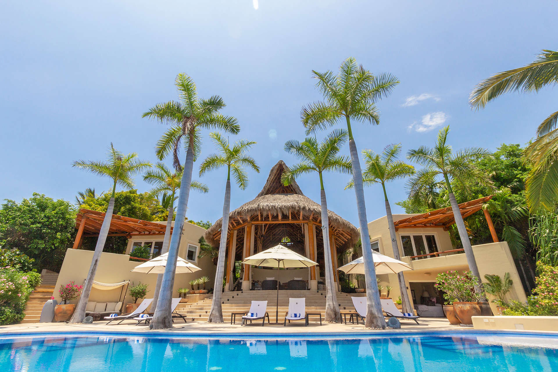 Luxury vacation rentals mexico - Punta mita - El farallon - No location 4 - Estate Oasis - Image 1/35