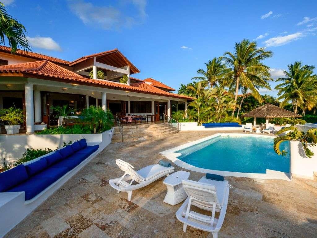 Luxury villa rentals caribbean - Dominican republic - Casa decampo - No location 4 - Barranca Este 32 - Image 1/21
