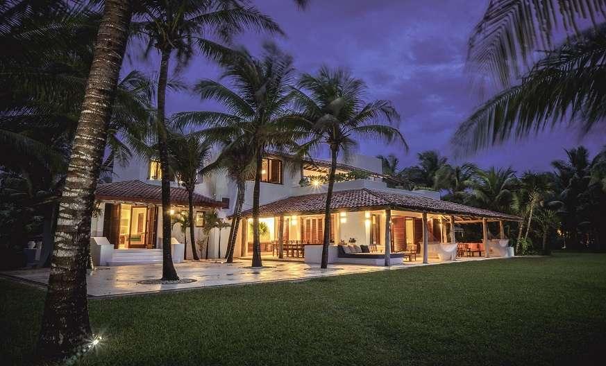 Luxury vacation rentals mexico - Riviera maya - Xpu ha - Xpu'Ha Villa - Image 1/18