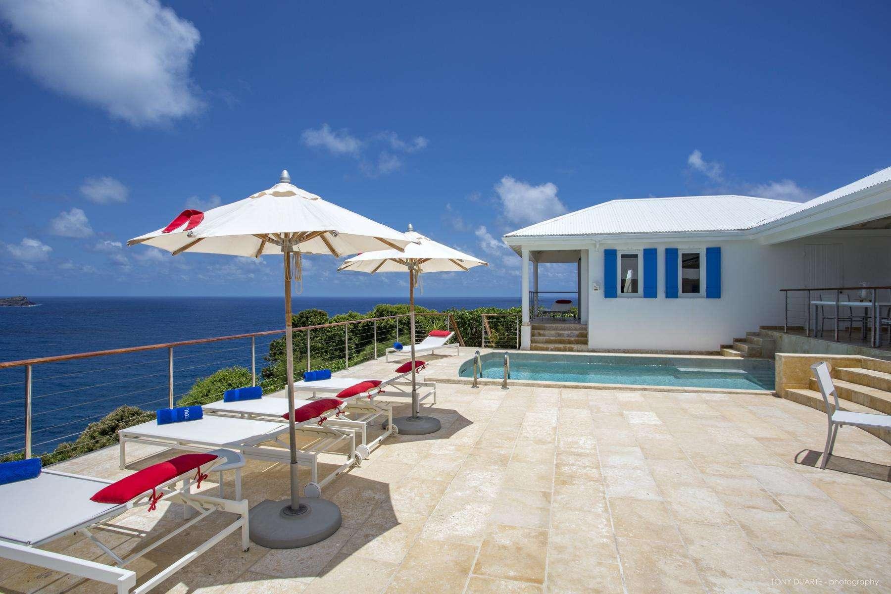 Luxury villa rentals caribbean - St barthelemy - Pointe milou - No location 4 - Day - Image 1/37