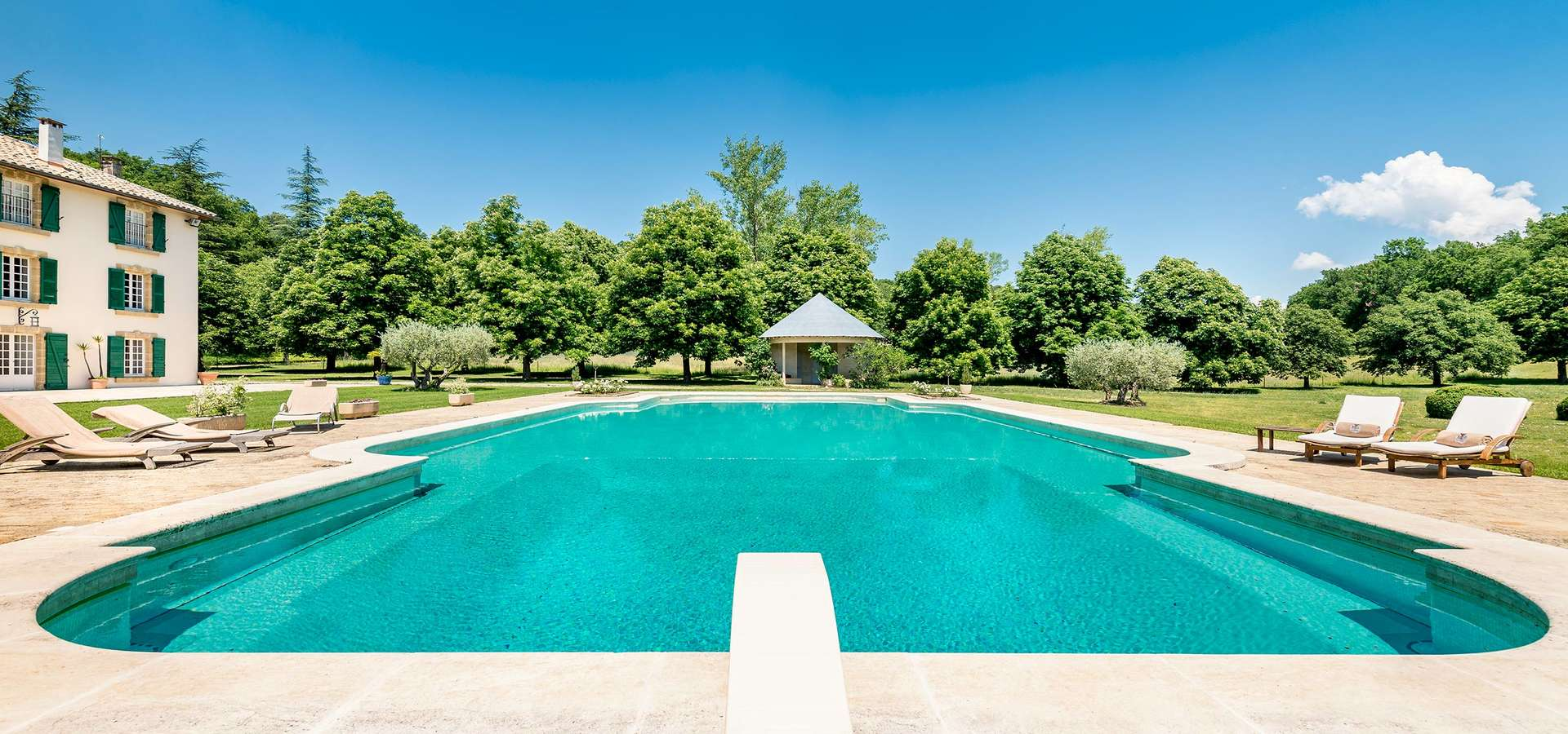 Luxury vacation rentals europe - France - Provence ih - Provence luberon - Domaine de Riez - Image 1/22
