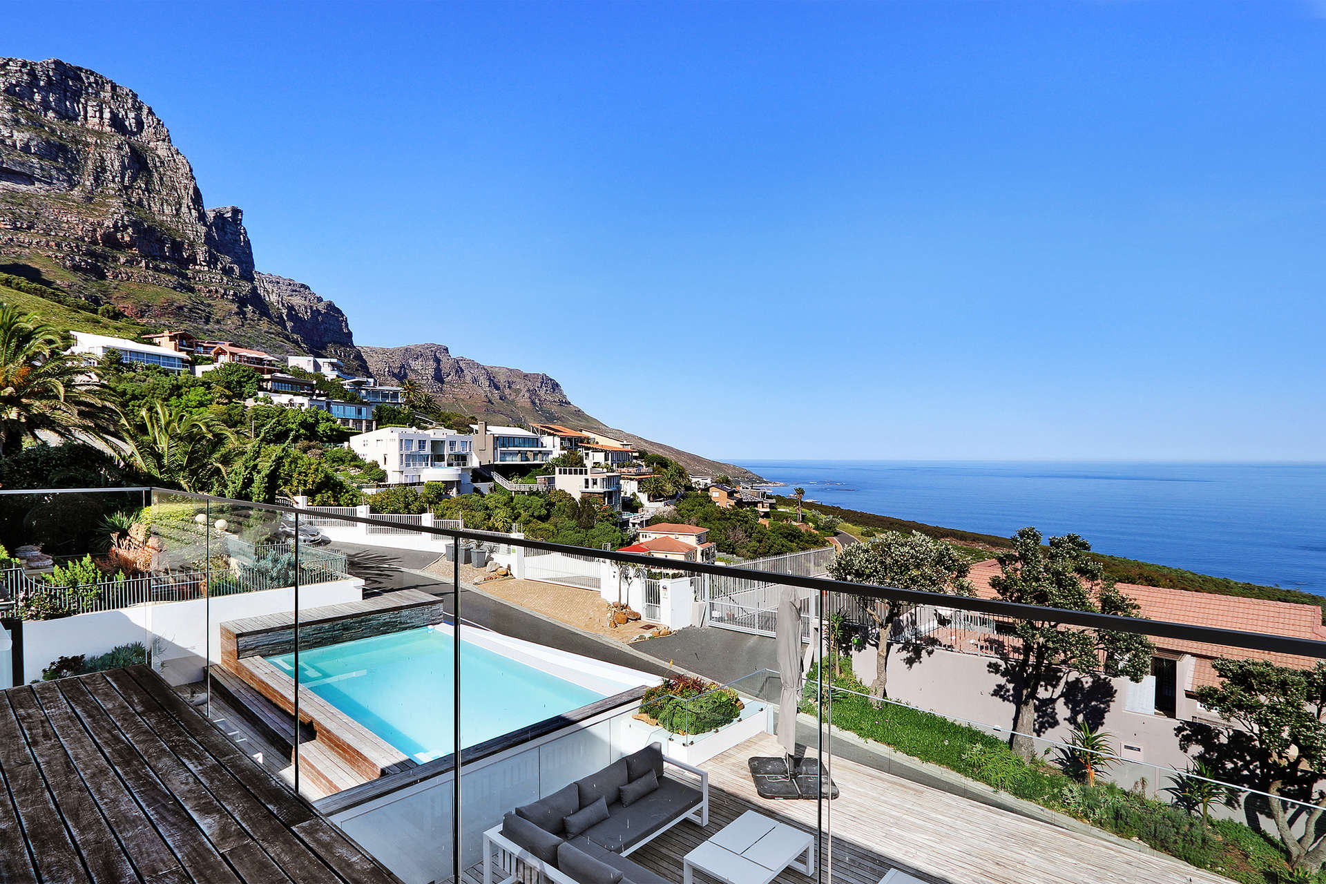 Luxury villa rentals africa - South africa - Capetown - Camps bay ct - Ty Gwyn - Image 1/29