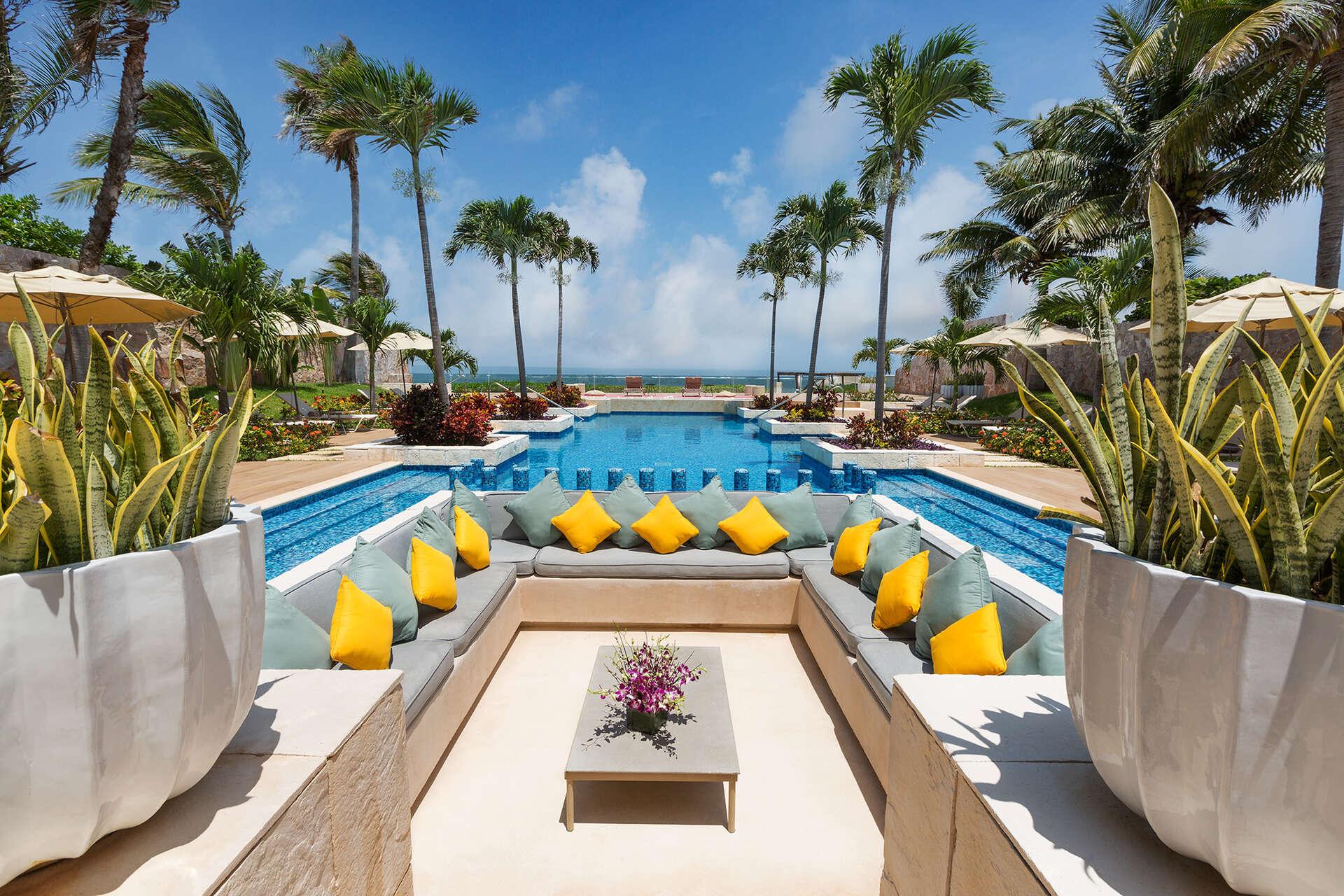 Luxury vacation rentals mexico - Riviera maya - Puerto morelos - No location 4 - Azul Casa del Mar - Image 1/22
