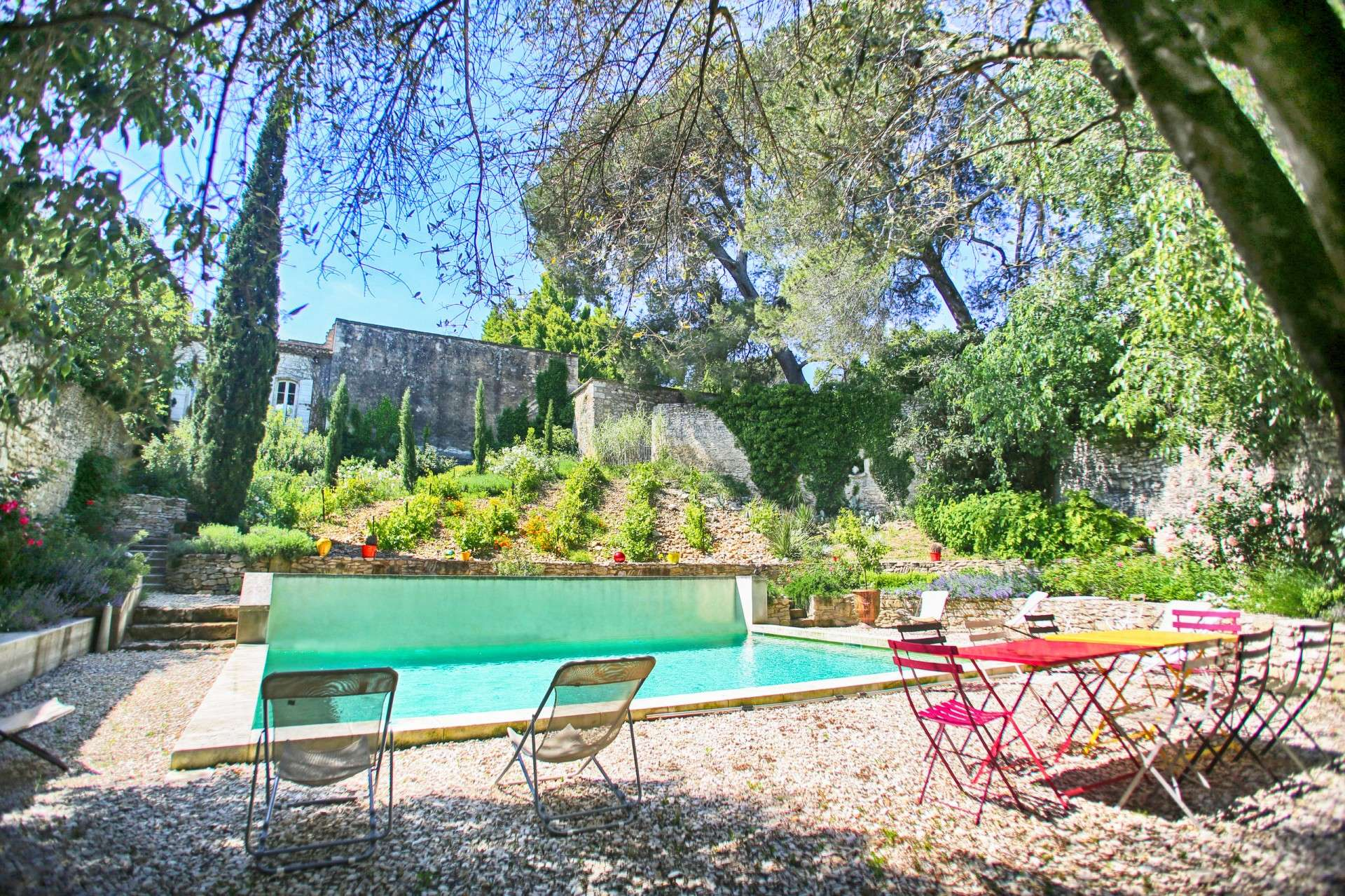 Luxury vacation rentals europe - France - Provence ih - Avi gnon - Le Viguier - Image 1/19