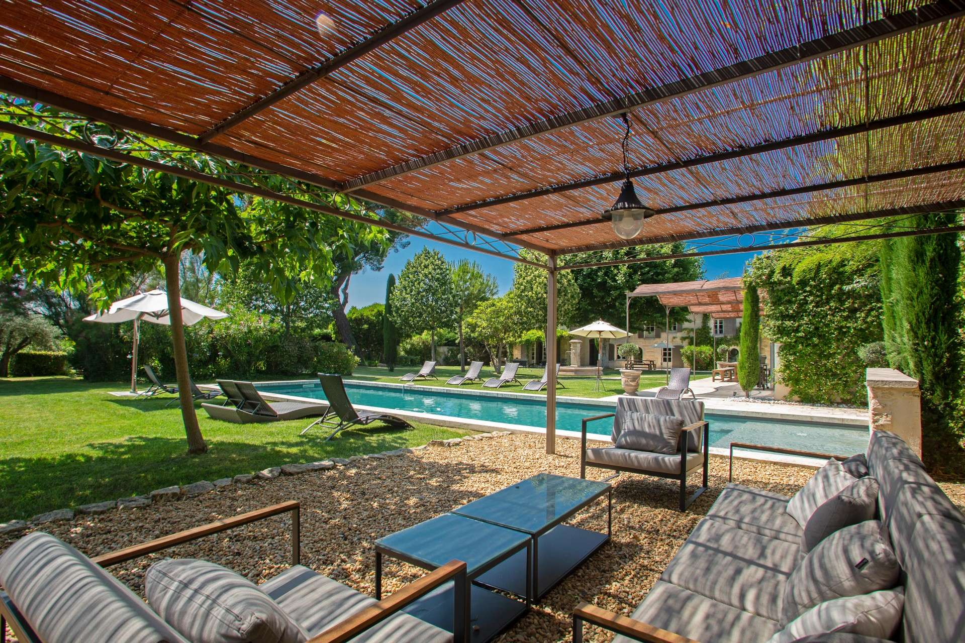 Luxury vacation rentals europe - France - Provence ih - Saint remy de provence - Mas Pascal - Image 1/22
