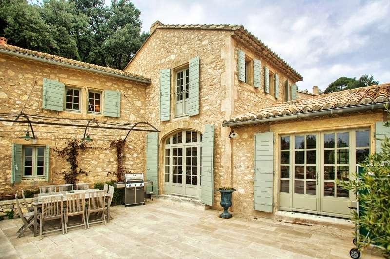 Luxury vacation rentals europe - France - Provence ih - Saint remy de provence - Villa Rock - Image 1/10