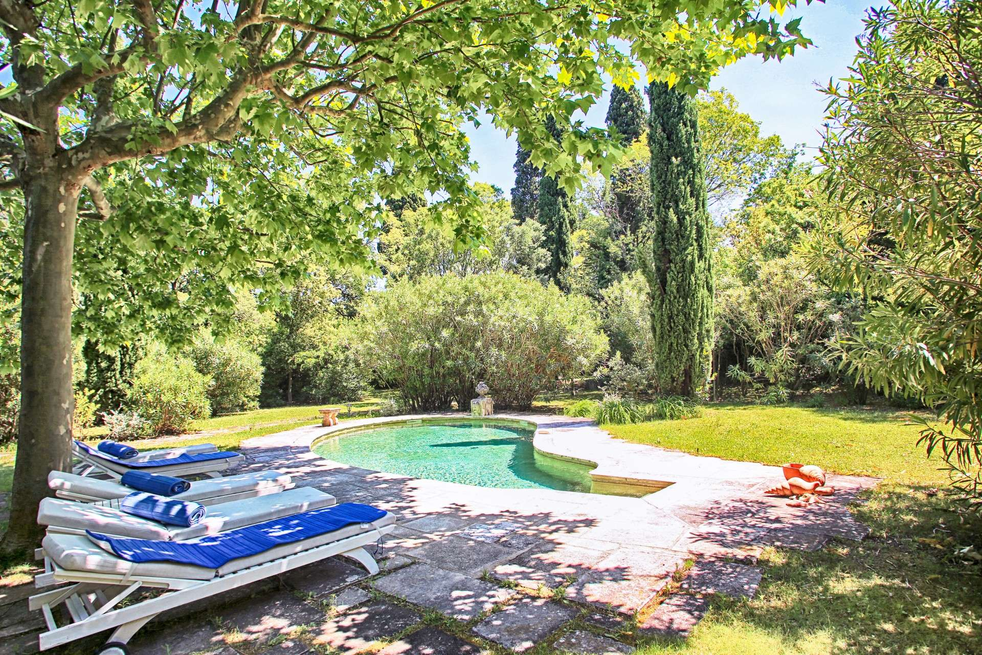 Luxury vacation rentals europe - France - Provence ih - Avi gnon - Boulbon - Image 1/25