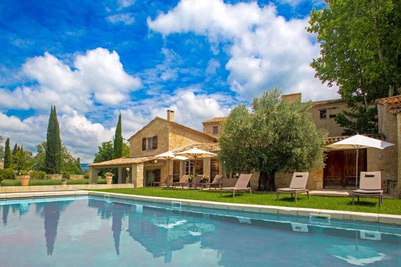 Luxury vacation rentals europe - France - Provence ih - Provence luberon - Bastide Vallat - Image 1/29