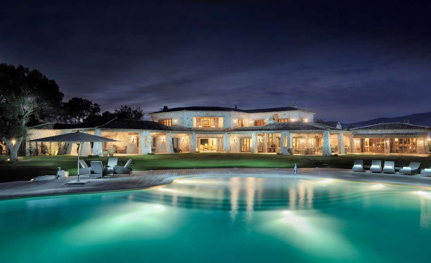 Luxury vacation rentals europe - France - French riviera - Cannes - Toscana Estate - Image 1/31
