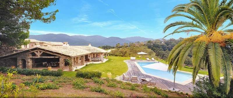 Luxury vacation rentals europe - France - French riviera - Cannes - Domaine de St. Jean - Image 1/62