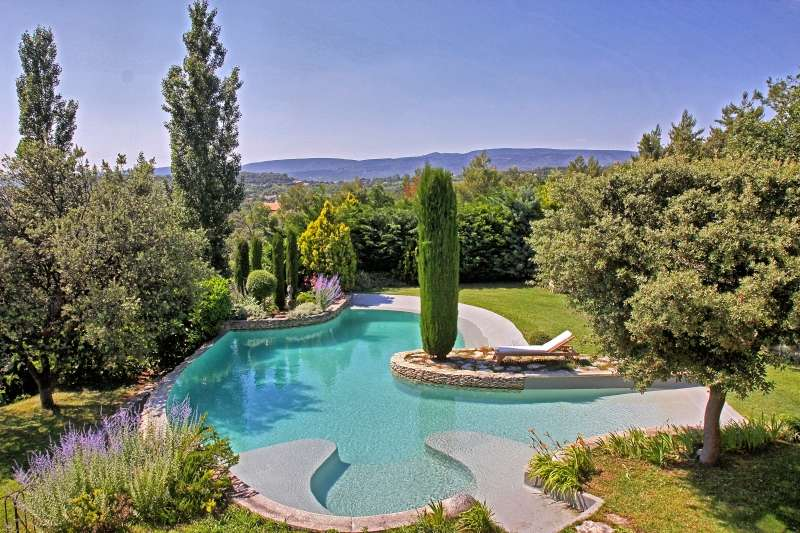 Luxury vacation rentals europe - France - Provence ih - Provence luberon - Villa Rosc - Image 1/32