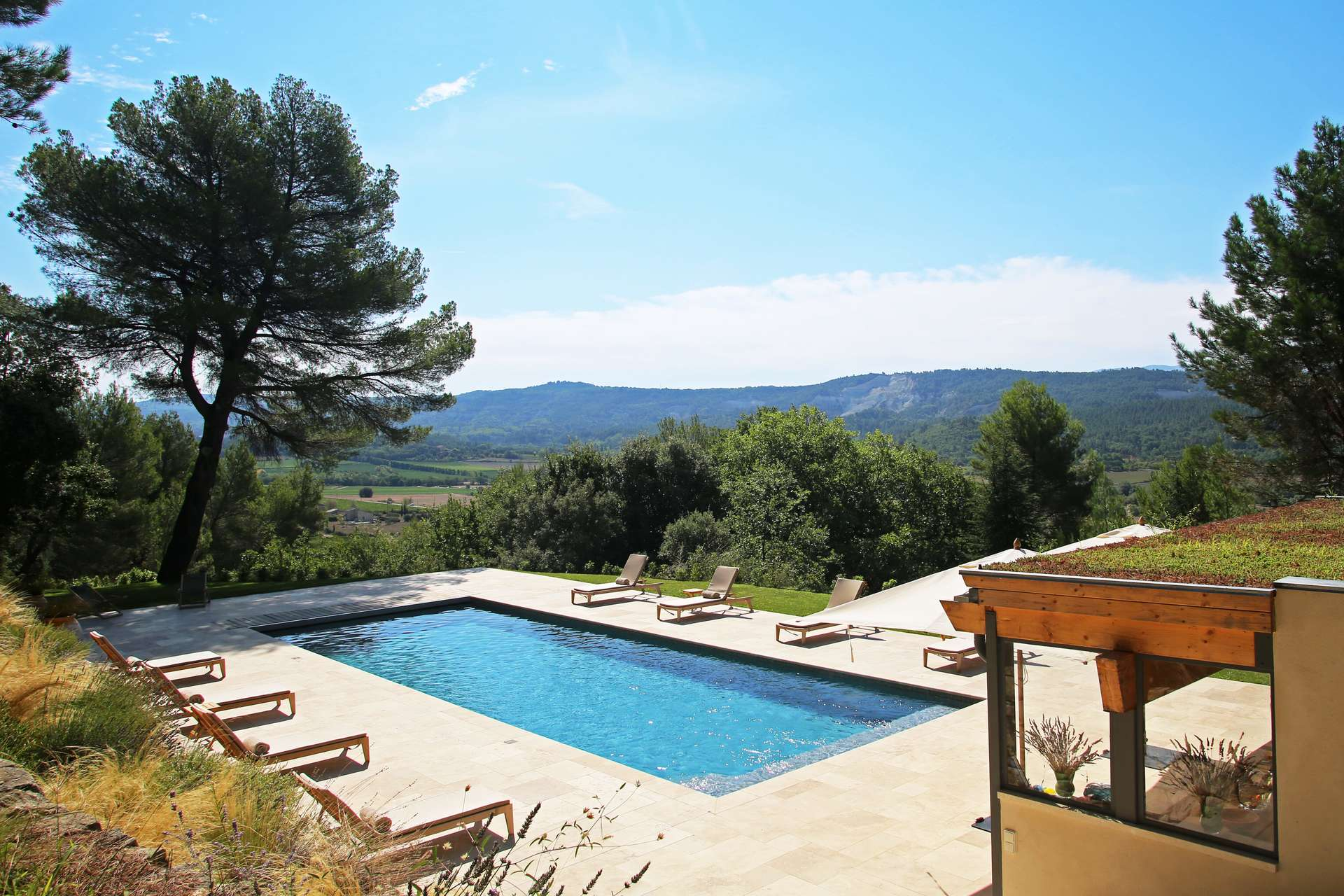 Luxury vacation rentals europe - France - Provence ih - Provence luberon - Bastide de Rustrel - Image 1/34