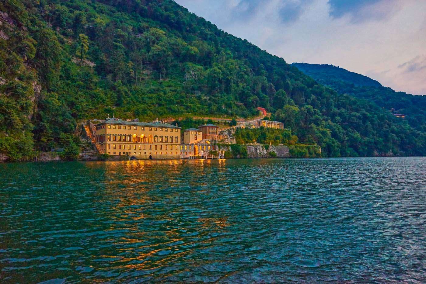 Luxury vacation rentals europe - Italy - Lombardy - Lake como - Pliniana - Image 1/17