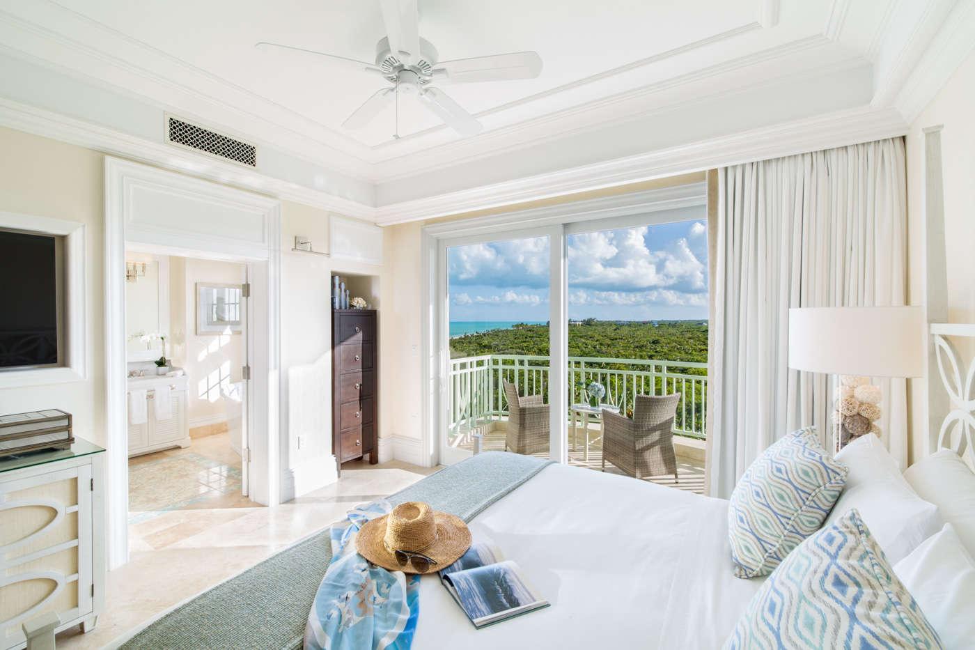 Luxury villa rentals caribbean - Turks and caicos - Providenciales - The shore club turks and caicos - Partial Ocean View Junior - Image 1/4