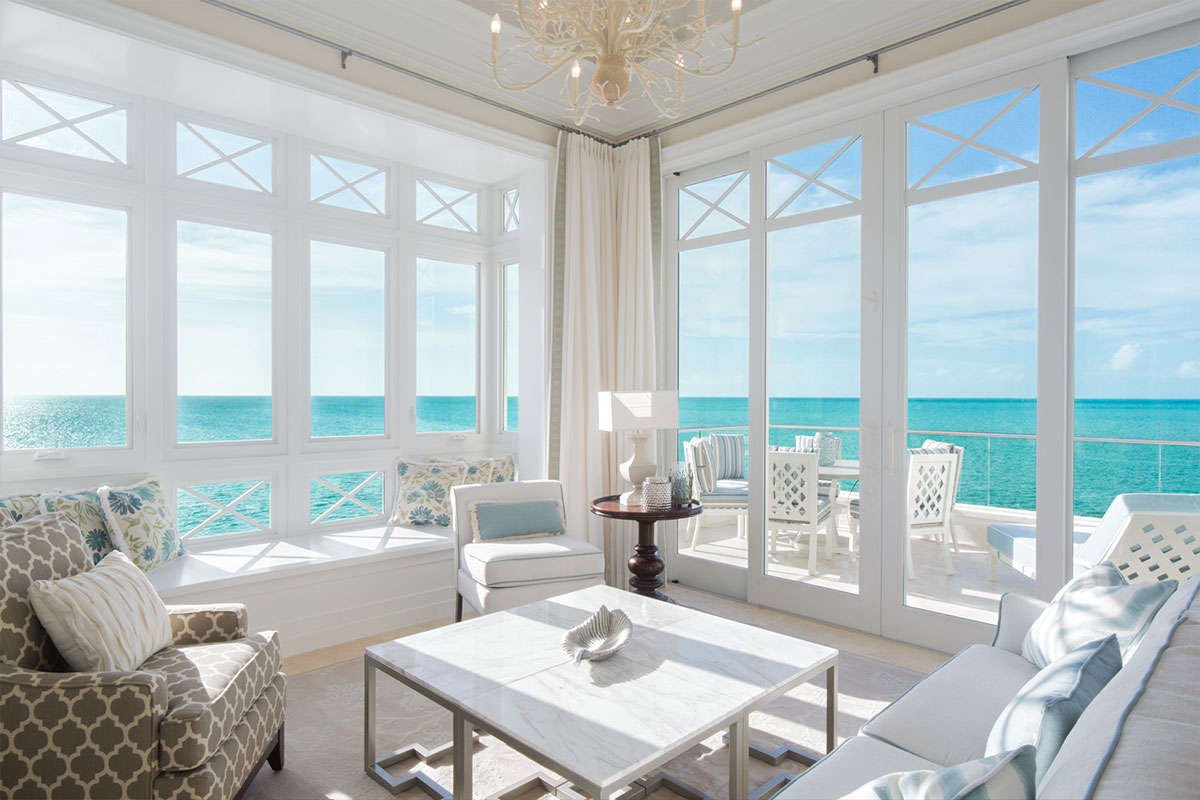 Luxury villa rentals caribbean - Turks and caicos - Providenciales - The shore club turks and caicos - Penthouse 1 BDM - Image 1/4