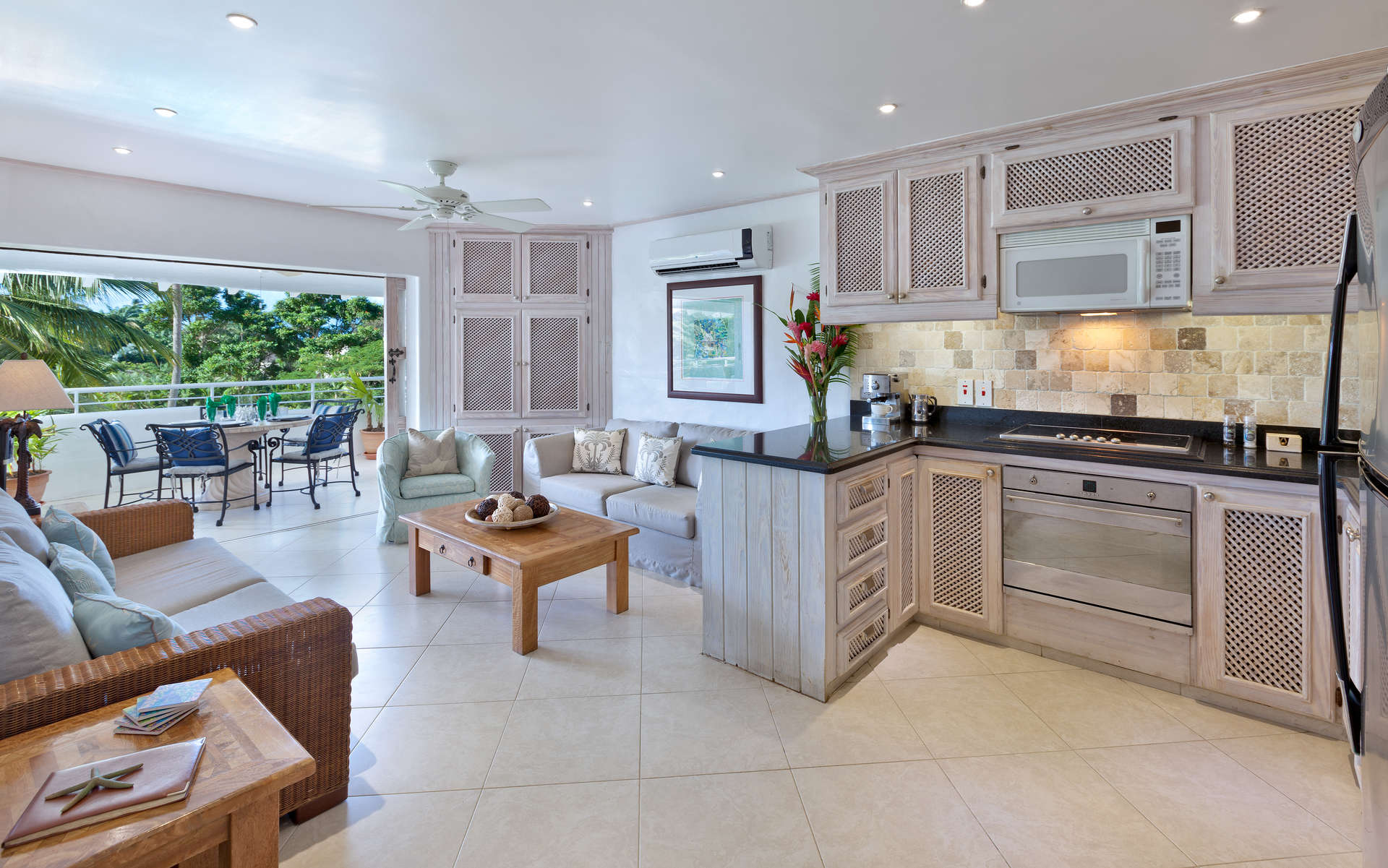 Luxury villa rentals caribbean - Barbados - St james - Porters - Glitter Bay 409 | Penthouse - Image 1/8