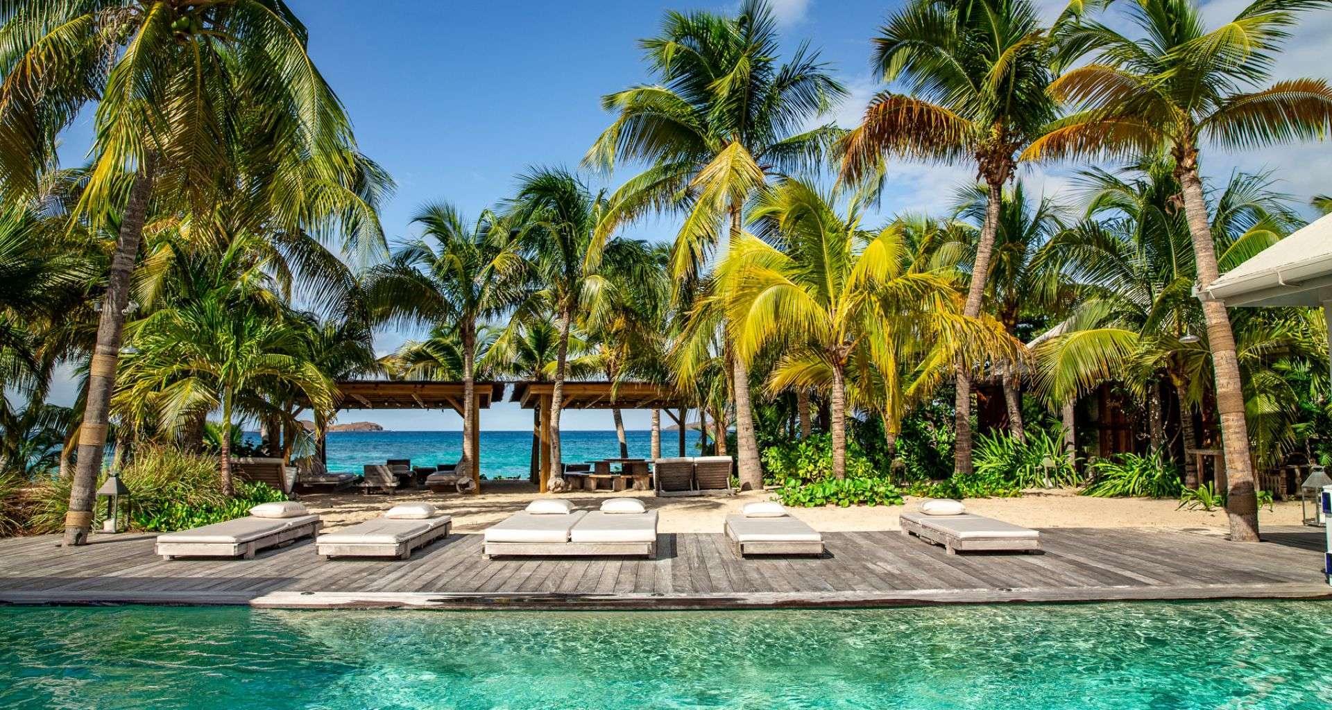 Luxury villa rentals caribbean - St barthelemy - Lorient - Dei Sogni - Image 1/14