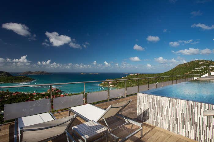 Luxury villa rentals caribbean - St barthelemy - Saint jean - Villa W View - Image 1/29