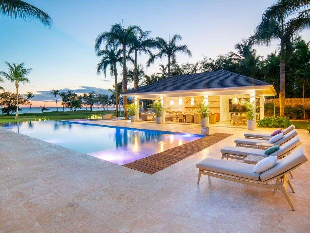 Luxury villa rentals caribbean - Dominican republic - Casa decampo - Cacique 22 - Image 1/20