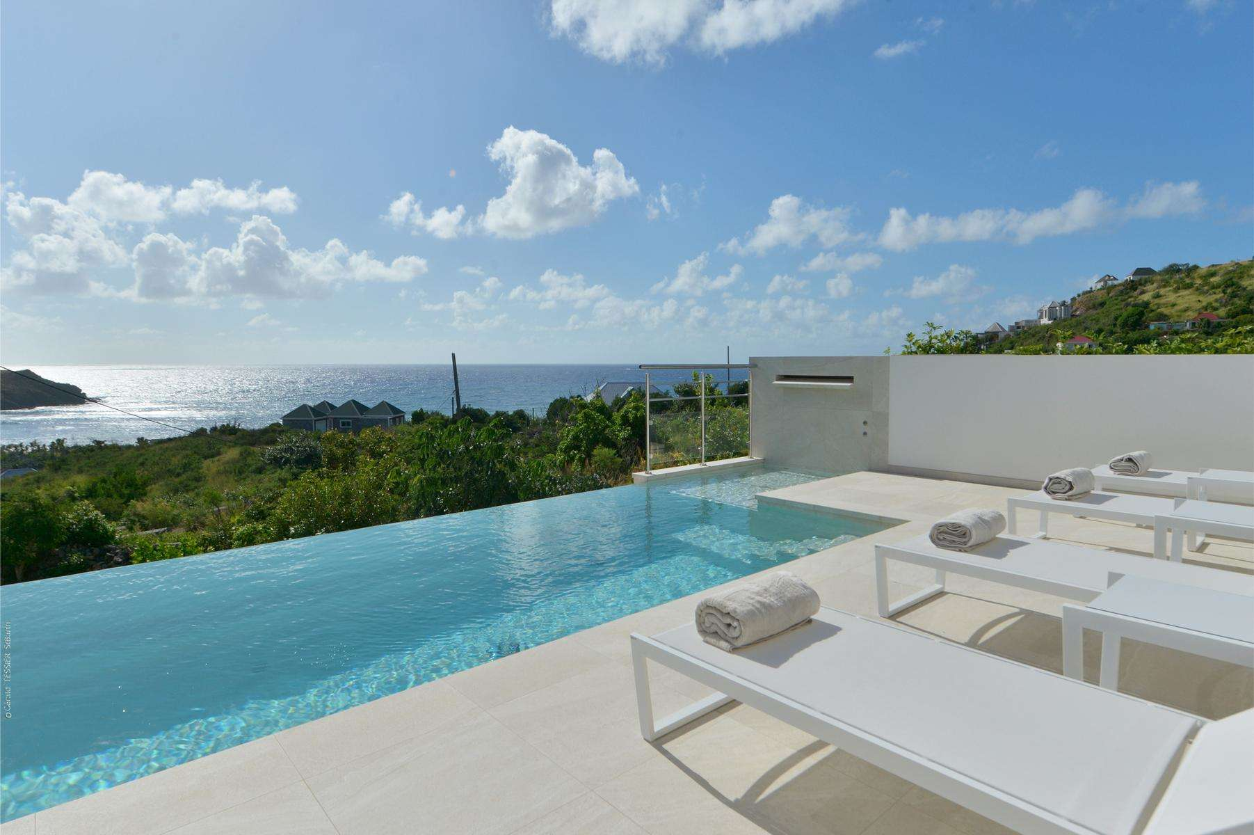 Luxury villa rentals caribbean - St barthelemy - Toiny - No location 4 - South Wave - Image 1/28